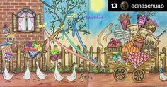 """65 Likes, 2 Comments - Grupo Flor de Maio (@grupoflordemaio) on Instagram: """"Lindo colorido da nossa flor #Repost @ednaschuab (@get_repost) ・・・ Inspirado no colorido da amiga…"""""""