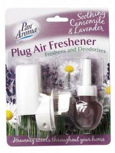 Wholesale Plug In Lavender Air Freshener in just £0.65 at wholesale price.