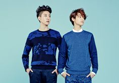 The Class Spring 2015 Ad Campaign Feat. CNBLUE | Couch Kimchi  Minhyuk Jungshin