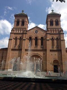 Catedral metropolitana- Medellín