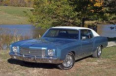 1970 Monte Carlo SS very rare only 3800 where made with a ls5 454 powerplant, 12 bolt posi and a 400 turbo trans