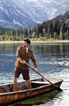Gössl -- Austrian traditional clothing manufacturer