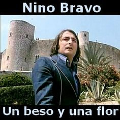 Nino Bravo - Un beso y una flor Danny Frank, My Music, Piano, My Love, Videos, Tv, Products, Amor, Singers