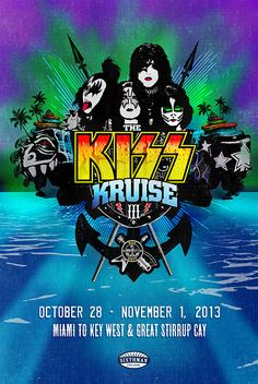 Go to a KISS kruise some day!!!!!!!!!!!!!!!!!!! Done[] Not done[x]