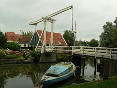 Edam, The Netherlands    One of the most charming cities in Holland and of course has the best Cheese.