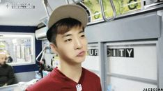 {gif} LOL Bang Yonguk is the cutest and he ain't even my bias xD BAP