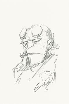 Hellboy by Eric Powell