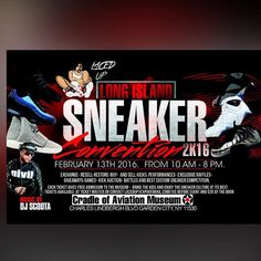 We will be there Feb 13th on Long Island NY! Meet the Owner @gson_nas enter our raffle cop kicks gear from @SixRingsClothing and more!