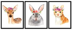 affiche deco Motif Tropical, Decoration, Alice, Kids, Petite Section, Art, Elsa, Chloe, Animal Bedroom