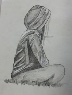 Nachdenklich Nachdenklich – The post Nachdenklich appeared first on Frisuren Tips - People Drawing Sad Drawings, Girl Drawing Sketches, Girly Drawings, Art Drawings Sketches Simple, Pencil Art Drawings, Drawing Drawing, Drawings Of Sadness, Drawings Of Girls, Pencil Art Love
