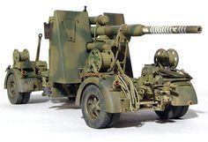 8.8cm Flak 37 by Eugene Gromov (Dragon 1/35)