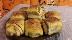 Turkisch poppy seed bread