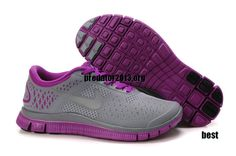 Nike Frees.  Soooo comfortable and great for running/walking when you're incapable of wearing tennis shoes like me