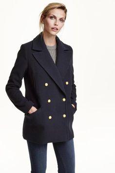 Jachetă în stil marinăresc | H&M
