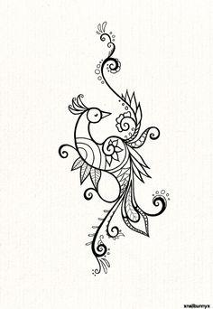 next tattoo, on my ribcage