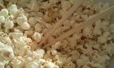 Popcorn With Chopsticks – Lohri Party Game A one minute lohri party game in which players have to pick the popcorn using chopstick and put them in another bowl.