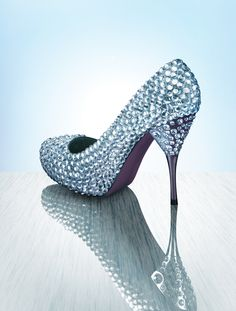 Every socialite needs the perfect pair of stilettos.