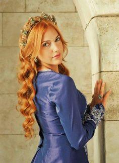 Hürrem Sultan (Meryem Uzerli) ¤ The Magnificent Century ¤ Muhteşem Yüzyıl ¤ Harim Sultan ¤ حريم السلطان