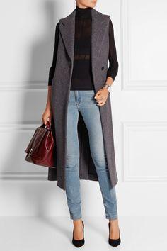 Alexander Wang | Wang 001 high-rise skinny jeans | NET-A-PORTER.COM