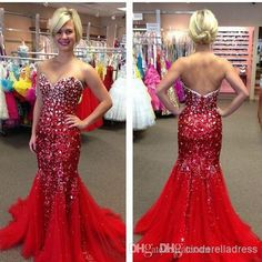 2014 Hot Sale Sweetheart Mermaid Prom Dresses Sexy Prom Dresses | Buy Wholesale On Line Direct from China