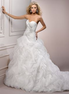 Maggie Sottero- London Bridal Gown