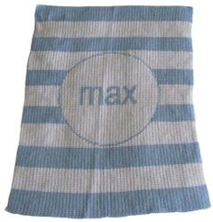2013 Holiday Gift Guide: Modern Stripe Blanket  #gifts #FFGiftGuide