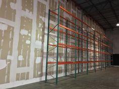 Newly installed warehouse storage system – FlexRack® pallet rack from Next Level. Warehouse, Pallet, Divider, Storage, Room, Home Decor, Purse Storage, Bedroom, Shed Base