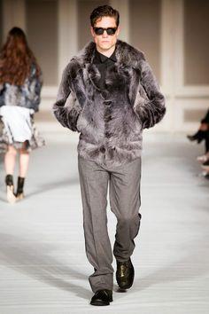 men's styling: Ong-Oaj Paraim AW15 Menswear