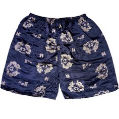 100% True Summer Cozy Beach Shorts Men Sexy Striped Sleep Bottoms For Male Homewear Sheer Mens Short Pants Men's Sleep & Lounge