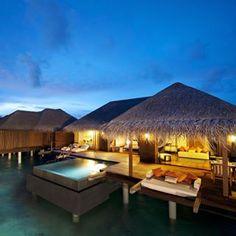 Travel: Ayada Maldives is #hoomish. More amazing pics on www.hoom.se and Facebook (link in bio). Double tap and tag some great friends. #luxury #luxuryresort #luxuryhotel #hoom #hoomtravel #hoommagazine #wedding #honeymoon #hotel #resort #travelguide #bucketlist #romantichotels #travel #travelguide #ayadamaldives #maldives #sunset