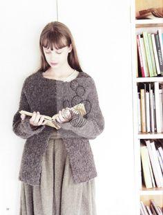 Hand Knit Story Vol.2 - 紫苏 - 紫苏的博客