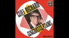 "Cliff Richard - Congratulations United Kingdom - Congratulations ""I want the world to know I'm happy as can be"""