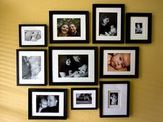 memory wall for stairwall