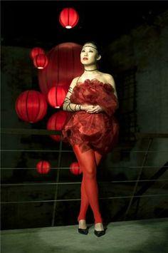 paper dresses shanghai china