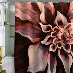 Flower Shower Curtain by John Turner Jr $89  http://denydesigns.com/collections/john-turner-jr-shower-curtains/products/john-turner-jr-flower-shower-curtain