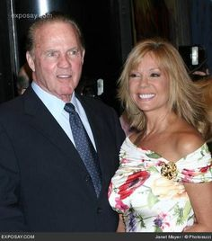 Frank Gifford is 83 today (8-13-2013) - he was born in 1930. He is best known as a College/Pro Football Hall of Famer from  USC, New York Giants football star; Football broadcaster for Monday Night Football and as husband of Kathie Lee Gifford