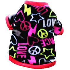 Blackzone Puppy Pet Clothes Multicolor Faux Velvet Pullover Sweater Dog Apparel *** Details can be found by clicking on the image. (This is an affiliate link) #DogApparelAccessories