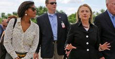 Cheryl Mills Ms. Clinton's chief-of-staff at the State Dept. shared information with the Clinton Foundation now deemed as classified