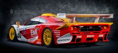 Please Inspect The McLaren F1 GTR Long Tail Called Big Mac