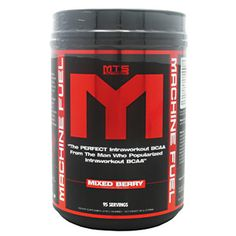 MTS Nutrition Machine Fuel Intra-Workout BCAA