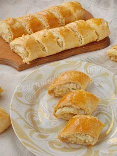 рецепт печенья гата