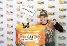 Friskies on March 12 and 13 leveraged the influence of pop culture icon Grumpy Cat to promote its newest wet cat food offering, Cat Concoctions, at the South by Southwest Interactive (SXSWi) festival.