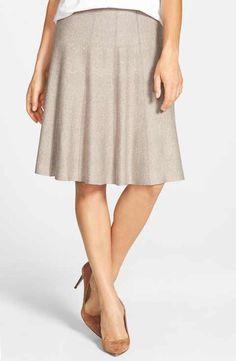 NIC+ZOE Panel Twirl Skirt (Regular & Petite)