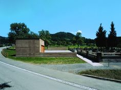 Cemetery Extension with Chapel in Batschuns   DETAIL inspiration