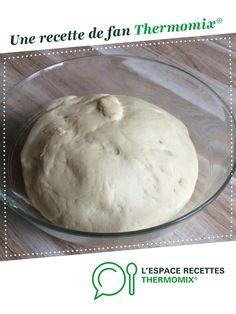 PATE A PIZZA MOELLEUSE par Crisler. Une recette de fan à retrouver dans la catégorie Tartes et tourtes salées, pizzas sur www.espace-recettes.fr, de Thermomix®.