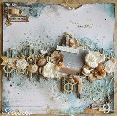 Scrapholka - Denisa Gryczova layout - Life is Grand Lovely!