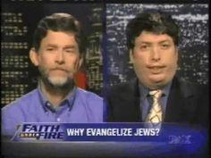 Rabbi Tovia Singer Debates Jews for Jesus Leader Tuvya Zaretsky - YouTube