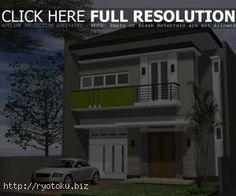 desain rumah minimalis 2 lantai 022