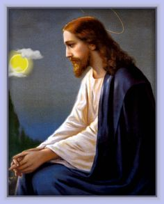 Did Jesus Mean to Start Christianity? Pictures Of Jesus Christ, Jesus Christ Images, King Jesus, Jesus Is Lord, Lds Pictures, Jesus E Maria, Our Father In Heaven, Christian Images, Jesus Face