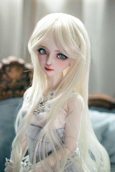 Wigs for BJD Dolls - BJD Accessories, Dolls - Alice's Collections Pretty Dolls, Cute Dolls, Beautiful Dolls, Doll Wigs, Ooak Dolls, Doll Makeup, Realistic Dolls, Anime Dolls, Doll Repaint
